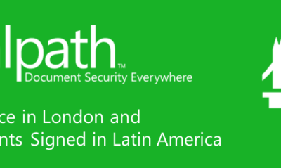 SealPath Opens Offices in London to Support Demand for Information Protection & Document Management