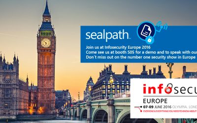 SealPath will be at Infosecurity Europe