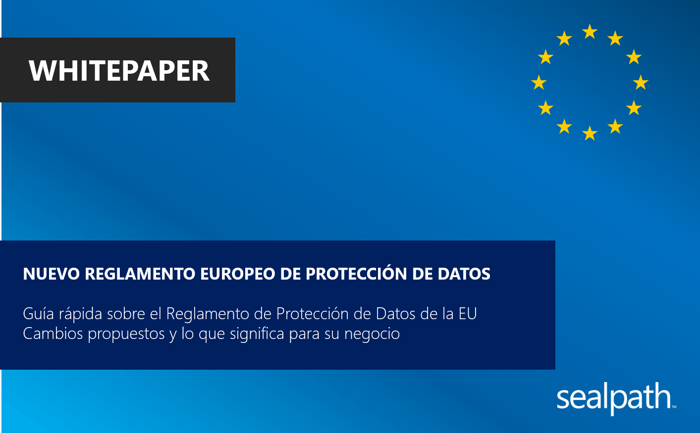 EU DATA PROTECTION LAW