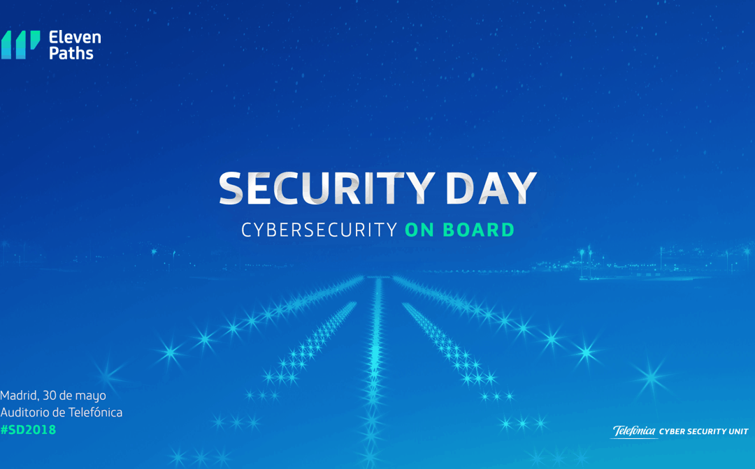 SealPath presente en el Security Day de Telefónica – ElevenPaths