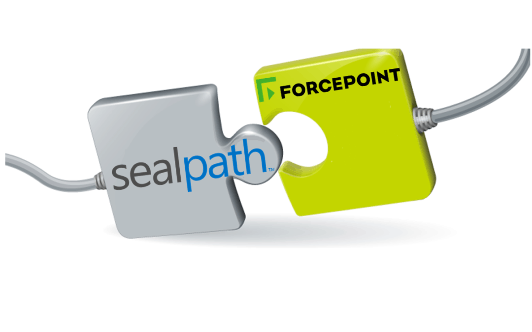 Sealpath and Forcepoint joins forces to show partners how to protect and prevent Data Leaks