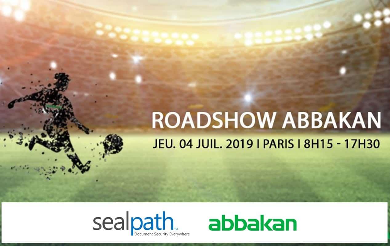 Abbakan Roadshow Parc des Princes SealPath