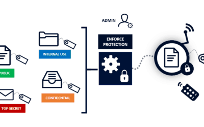 HOW TO AUTOMATE DATA CLASSIFICATION & PROTECTION