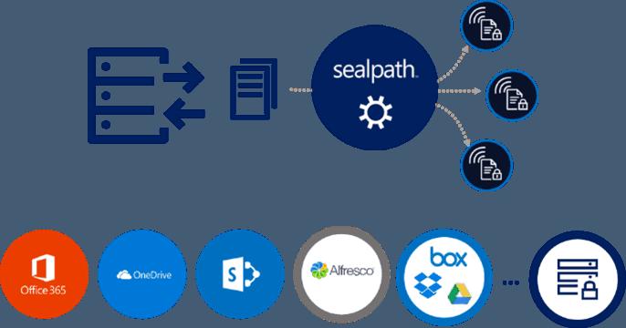 protección automática servidores de ficheros