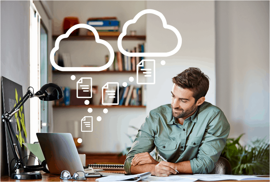 Protecting data in the Cloud (Secure Teleworking I)