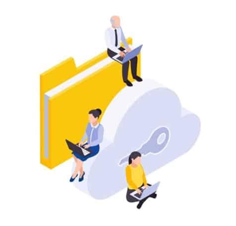 cloud security business